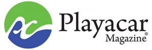 LOGOTIPO PLAYACAR MAGAZINE