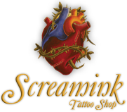 logo_screaminktattoo
